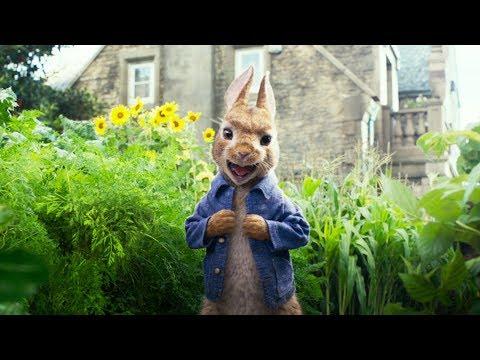 'Petter Rabbit' Trailer