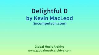 Delightful D by Kevin MacLeod 1 HOUR Resimi