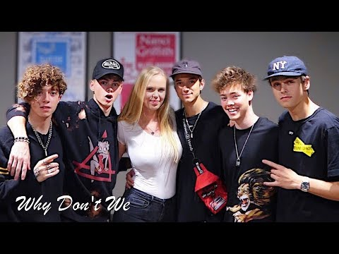 CAR CRASH - Why Don't We | Interview