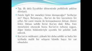 Kur'an ın Müfessiri Hangi Özelliklerde  Olmalıdır? - Hüseyin Siyabend