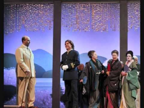 MADAMA BUTTERFLY   America forever,  Roberto Alagna 2013