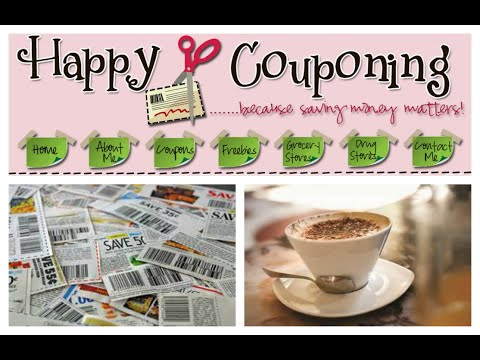 Daily Vlog: Coffee & Coupons!! Day 14