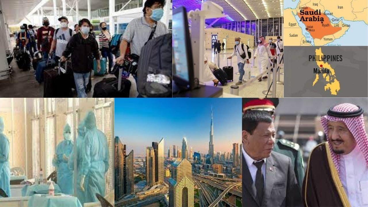 Philippines halts sending migrant workers to Saudi Arabia
