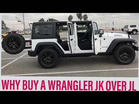 Why I got a 2018 Jeep Wrangler JK over a JL