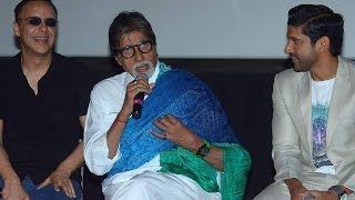 Wazir Official TRAILER LAUNCH | Amitabh Bachchan, Farhan Akhtar
