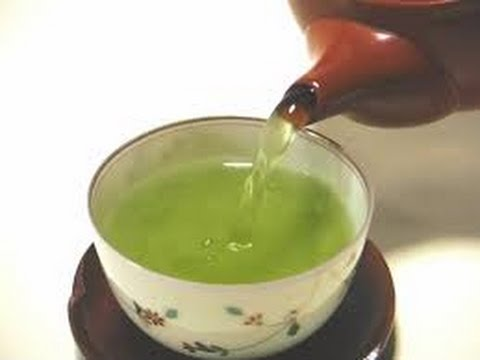 Japanese green tea♥tasting before buying, ocha, matcha,Okinawa Miracle