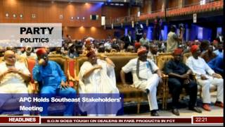 News@10: APC Holds Southeast Stakeholders' Meeting 28/01/2017 Pt 2