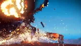 Just Cause 3 Launch Trailer Competition Submission