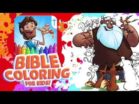 Bible Coloring for Kids - Apps on Google Play