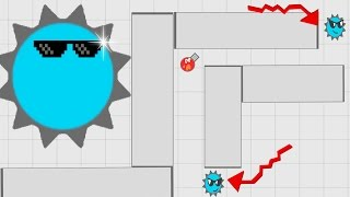 Diep.io - The New Spike Tank | Trolling Team In Maze