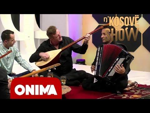 Vellezerit Agaj - Ibrahim Rugova (n'Kosove Show)