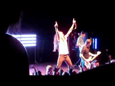 Underoath (4) LIVE (Town Ballroom- Buffalo, NY)