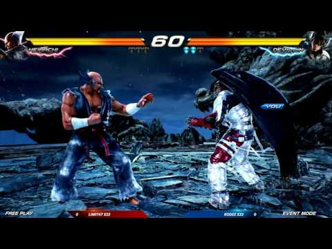 CEO 2016: Tekken 7 FR: Auction Tournament: Limit 47 vs Kodee