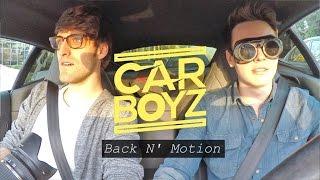 Car Boyz - BACK N' MOTION w/ Steven Suptic and Cib
