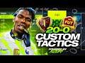 20-0 RANK 1 FORMATIONS & CUSTOM TACTICS! 🥇 - FIFA 22 Ultimate Team