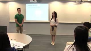 Problem-solution Presentation: Handover