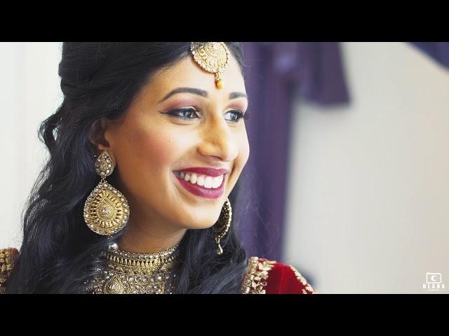 Blankcanvas Production - Sheena & Vini's Wedding Highlights