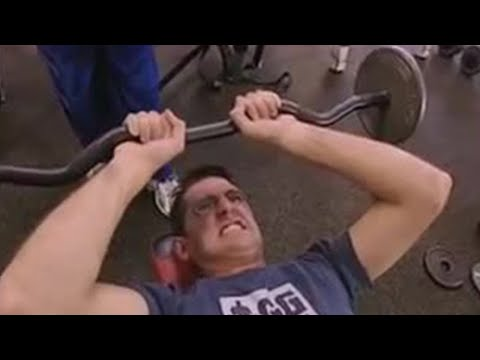 Louis Theroux: Bodybuilding