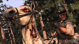 Red Dead Redemption Undead Nightmare OST - 11 Pacific Union Railroad Camp