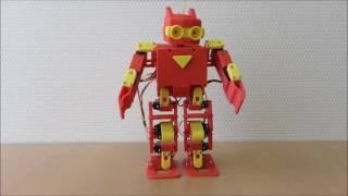 MiniPlan Собери своего робота
