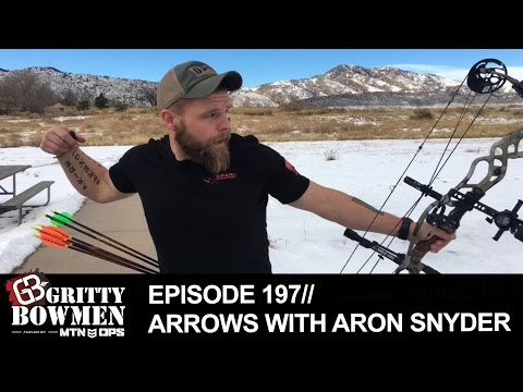 EPISODE 197: ARROWS with Aron Snyder