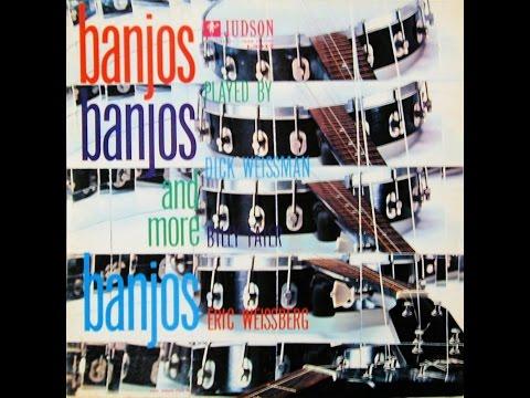 LP Banjos, Banjos, and More Banjos! (side B)