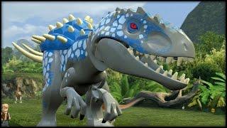 LEGO Jurassic World - DARKSEID T-REX!