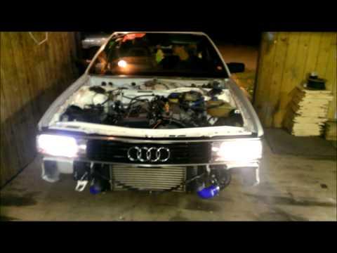 Roliss91 Audi C3 1.8 20v Turbo AEB