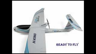 "UNBOXING HOBBY KING """"CLOUD SURFER""""EPO FPV GLIDER W/FLAPS 2000mm"
