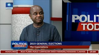 Political Parties In Nigeria Lack Vision - Kingsley Moghalu Pt 1 | Politics Today |