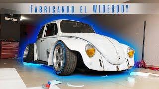 FABRICANDO EL WIDEBODY DEL VOCHO!! | JUCA