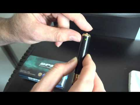 Camera Pen BPR 6 Demo