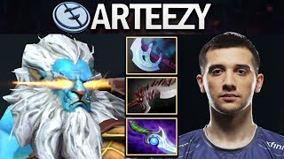 EG.ARTEEZY PHANTOM LANCER WITH ABED - DOTA 2 GAMEPLAY