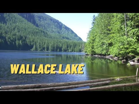 Wallace Lake In Snohomish County