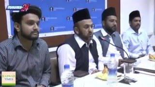 Indian Ahmadiyya Muslims hold peace conference in Delhi