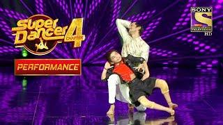 Aneesh और Akash ने दिखाई Paritosh का College-Time Romance | Super Dancer 4 | सुपर डांसर 4