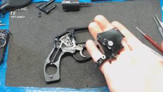 Smith & Wesson Airweight 38 Special Complete disassembly and reassembly