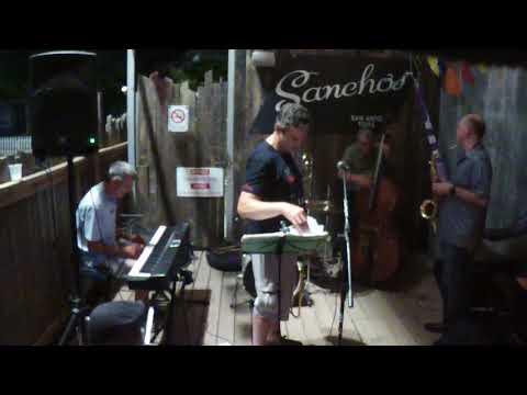 Jazz Dogz at Sanchos cantina and Cocina
