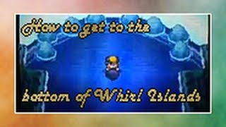Arriver au fond des Tourb'Îles / How to get to the bottom of Whirl Islands !