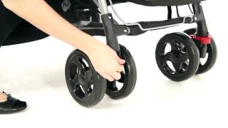 Safety 1st Duodeal Tandem Pushchair  Kiddicare