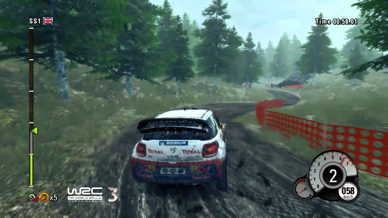 wrc 3 gameplay preview video wales uk track xbox 360 ps3 ps vita and pc pqube games. Black Bedroom Furniture Sets. Home Design Ideas