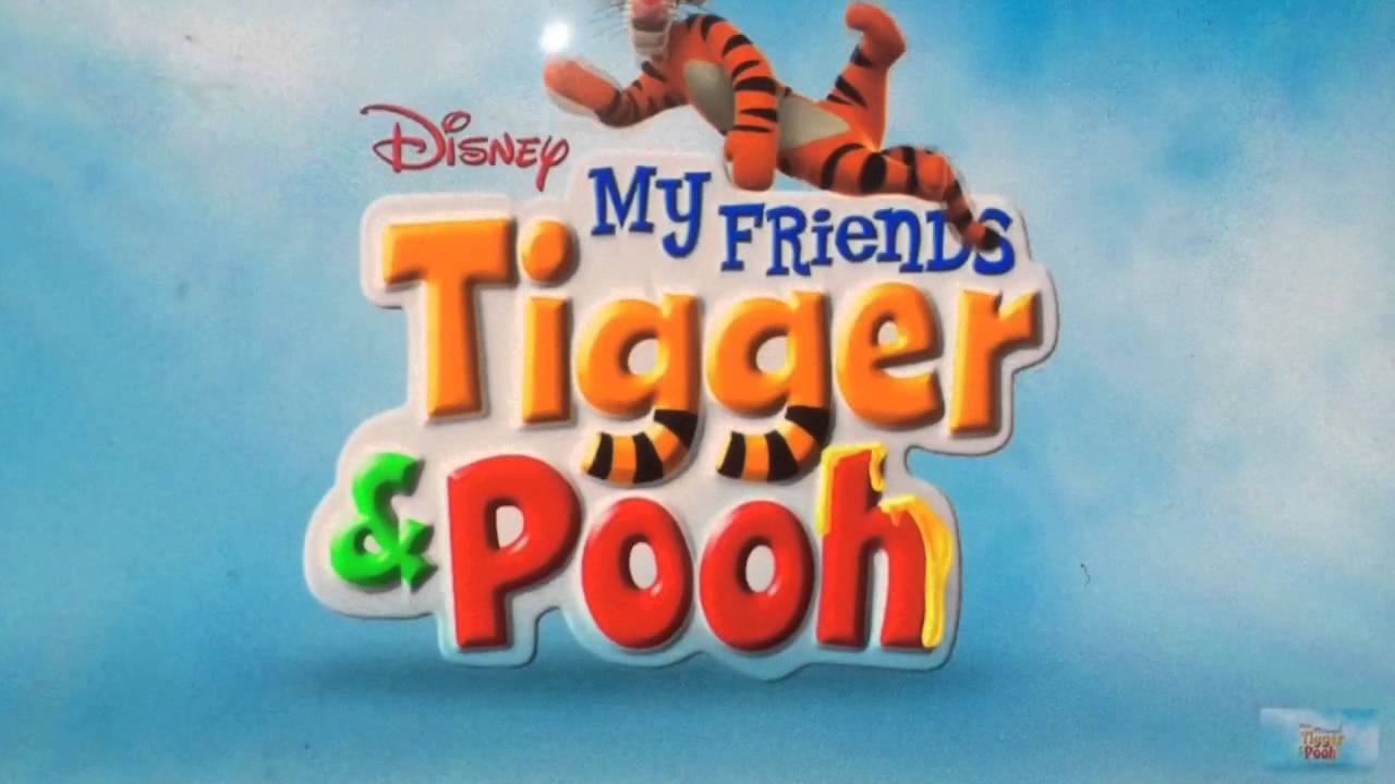 My friends tigger pooh theme song hd youtube altavistaventures Images