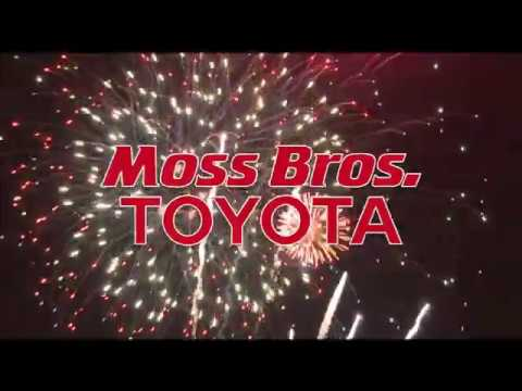 Moss Bros Toyota 4th Of July Sales Event