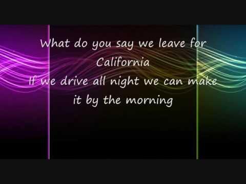 metro station california lyrics