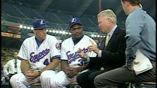 Final game for the Montreal Expos