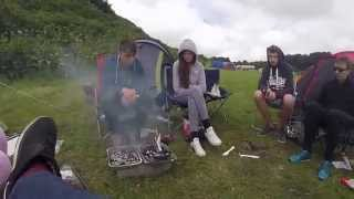Suprise Anglesey camping trip