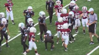 2016 Dylan Shelmire - Legendz Zachary Jr Broncos - C Team - Football Highlights - SLYFA
