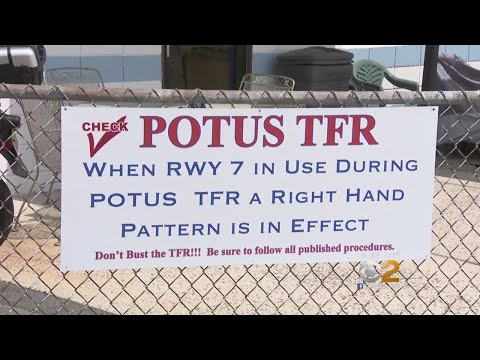 NJ Airports Brace For Presidential Visit