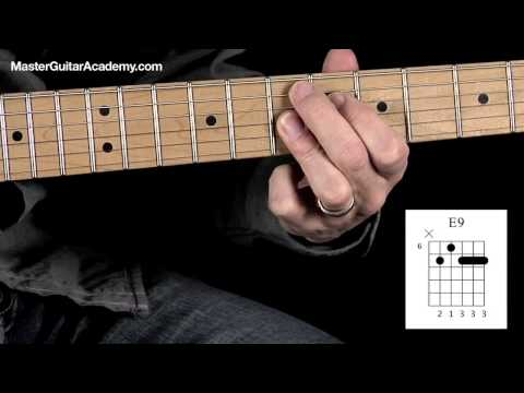 How to play a 12 bar blues