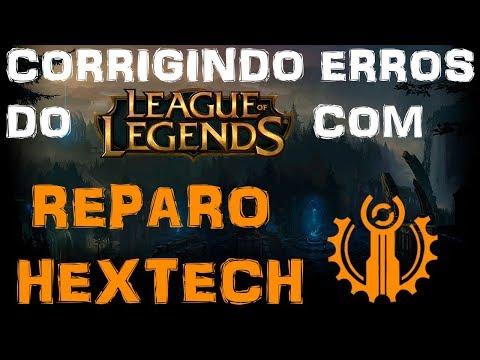 league of legends hextech repair tool